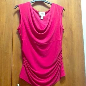 Joseph Ribkoff sleeveless top